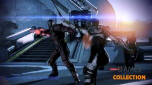 Mass Effect Trilogy: Remastered(Switch)