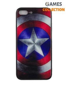 Чехол Капитан Америка (IPHONE 7 PLUS _ 8 PLUS)