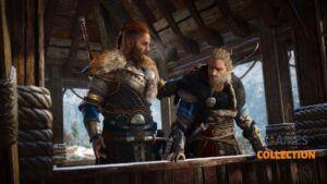 Assassin's Creed Вальгалла (PS4) (Русская версия)