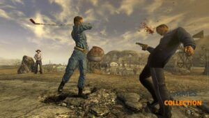 Fallout: New Vegas Ultimate Edition (Xbox 360/Xbox One) Б/у