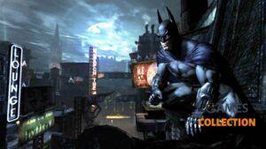 Batman: Arkham Collection (PS4) Б/У