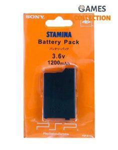 Аккумулятор PSP 3000/2000 ORANGE