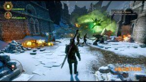 Dragon Age: Inquisition (Xbox 360) Б/У