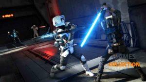 Xbox One Slim 1 TB + Jedi: Fallen Order