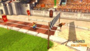 Asterix At The Olympic Games (XBOX360)
