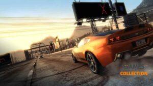 Burnout Paradise (Xbox 360) Б/У