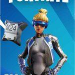 Ваучер Fortnite (PS4) + 500 В-баксов