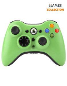 Универсальный беспроводной контроллер (Xbox 360) Green