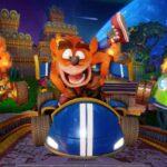 Crash Team Racing Nitro-Fueled (Play Station 4) Б/У