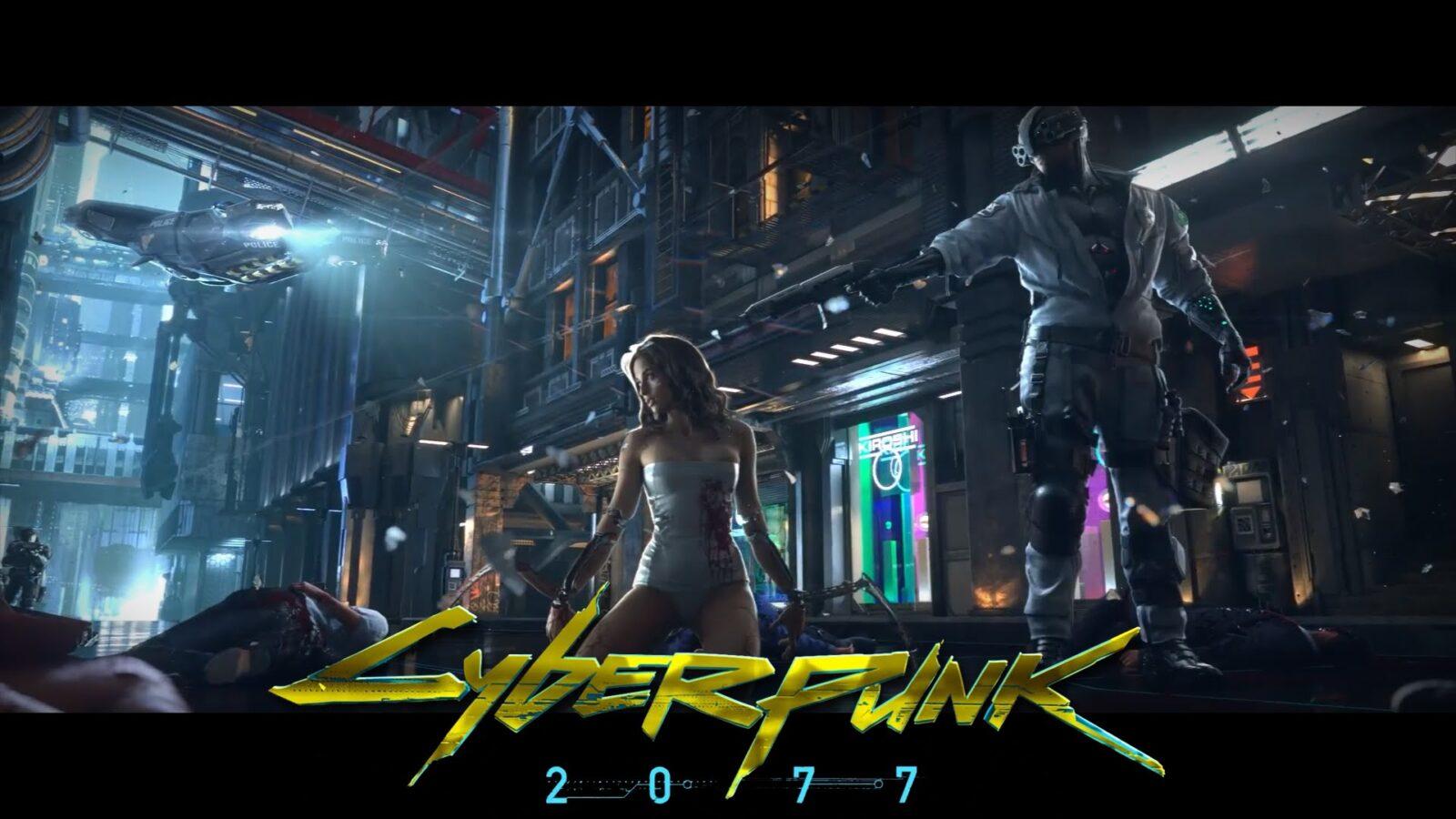 Cyberpunk 2077 может выйти уже в этом году
