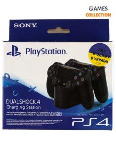 Зарядна станція для контролера PS4