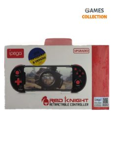 Red knight retractable controller IPEGA 9087