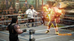 WWE: Battlegrounds (PS4)