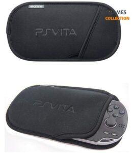 Кожаный Мягкий Чехол для PS Vita
