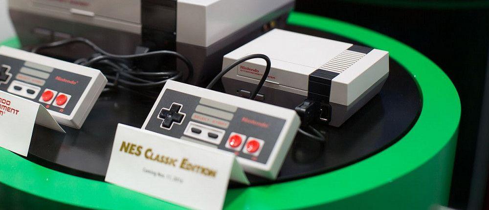 NES Mini разлетается как горячие пирожки