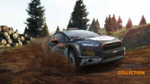 WRC: FIA World Rally Championship (PS3)