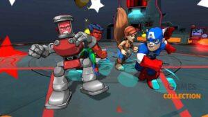 Marvel Super Hero Squad: The Infinity Gauntlet (XBOX360)