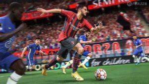 FIFA 22: Legacy Edition (Switch)