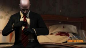 Hitman: Blood Money (XBOX360)