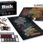Настольная игра Risk (Game of Thrones)