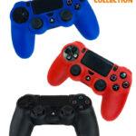Защитный силиконовый чехол для DualShock 4 (PS4)