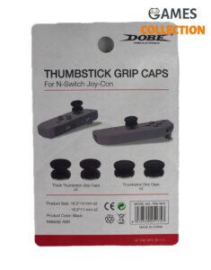Набор насадок на стики N-Switch Thumbstick Grip Caps DOBE (TNS-1873) (Switch)