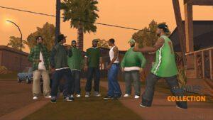 Grand Theft Auto: San Andreas (XBOX360)