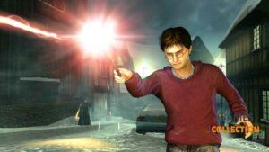 Harry Potter and the Deathly Hallows Part 1 (XBOX360)