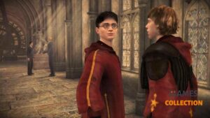 Harry Potter and the Half-Blood Prince (XBOX360) Б/у