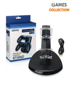 OIVO Dual Charging Dock for PS4 Controller Charger With Usb Cable