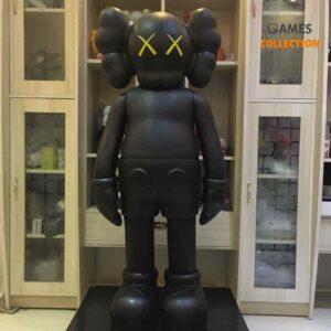 KAWS Companion Open Edition 130 см Black
