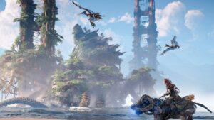 Horizon 2: Forbidden West (PS4)