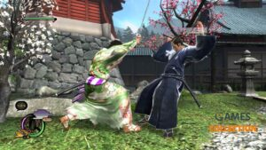 Way of Samurai 4 (PS3)