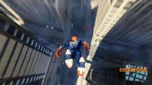 Marvel's Spider-Man: Игра года (PS4) Б/У