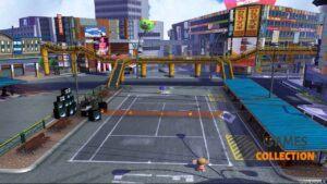 Sega Superstars Tennis (XBOX360) Б/У