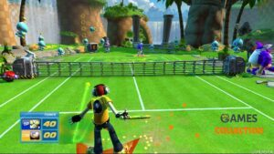 Sega Superstars Tennis (XBOX360)