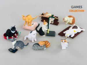 Коллекция котов Neargo (Фигурки)