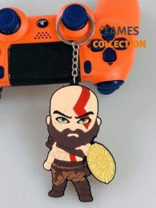 God of war ПВХ (Брелок)