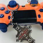 Diablo 3 (Брелок)