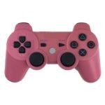 Розовый беспроводной джойстик (PS3)