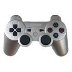 Серый беспроводной джойстик (PS3)