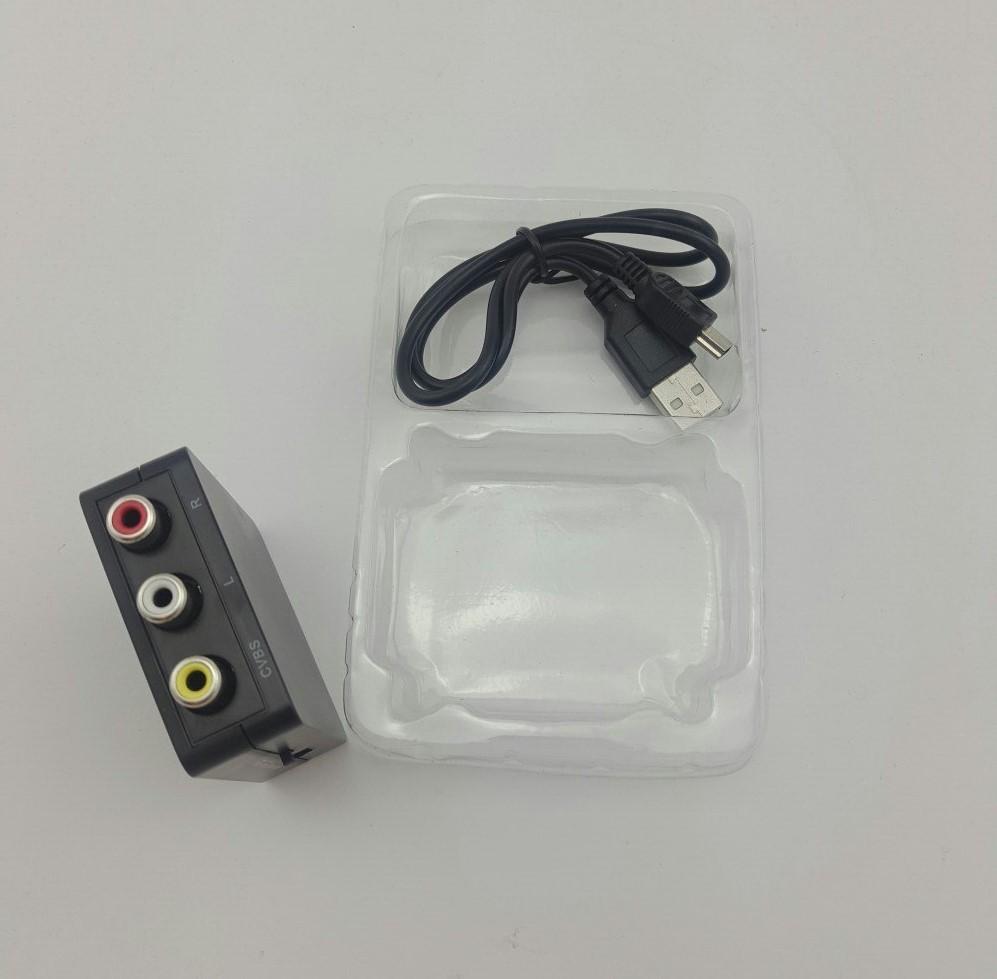 Преобразователь конвертер HDMI в RCA AV