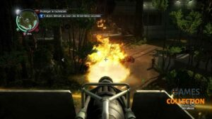 Just Cause 2 (Xbox 360) Б/У