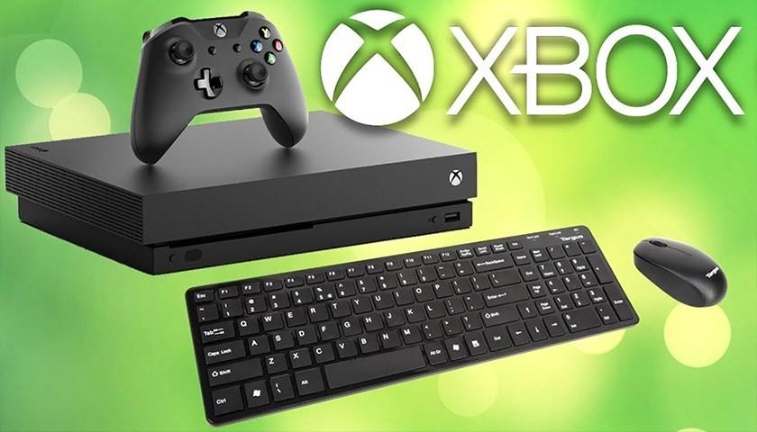 Мышь и клавиатура для Xbox One