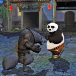 Kung Fu Panda 2 Kinect (XBOX360) Б/У