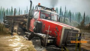 Mudrunner: Spintires Game (PS4)