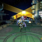 The Ratchet & Clank Trilogy: Classics HD (PS3) Б/У