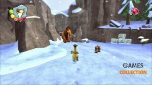 Ice Age Dawn of the Dinosaurs (PS2) Б/У
