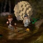 Lego: Indiana Jones 2 (PS3)