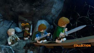 LEGO The Lord Of The Rings (Xbox 360) Б/У